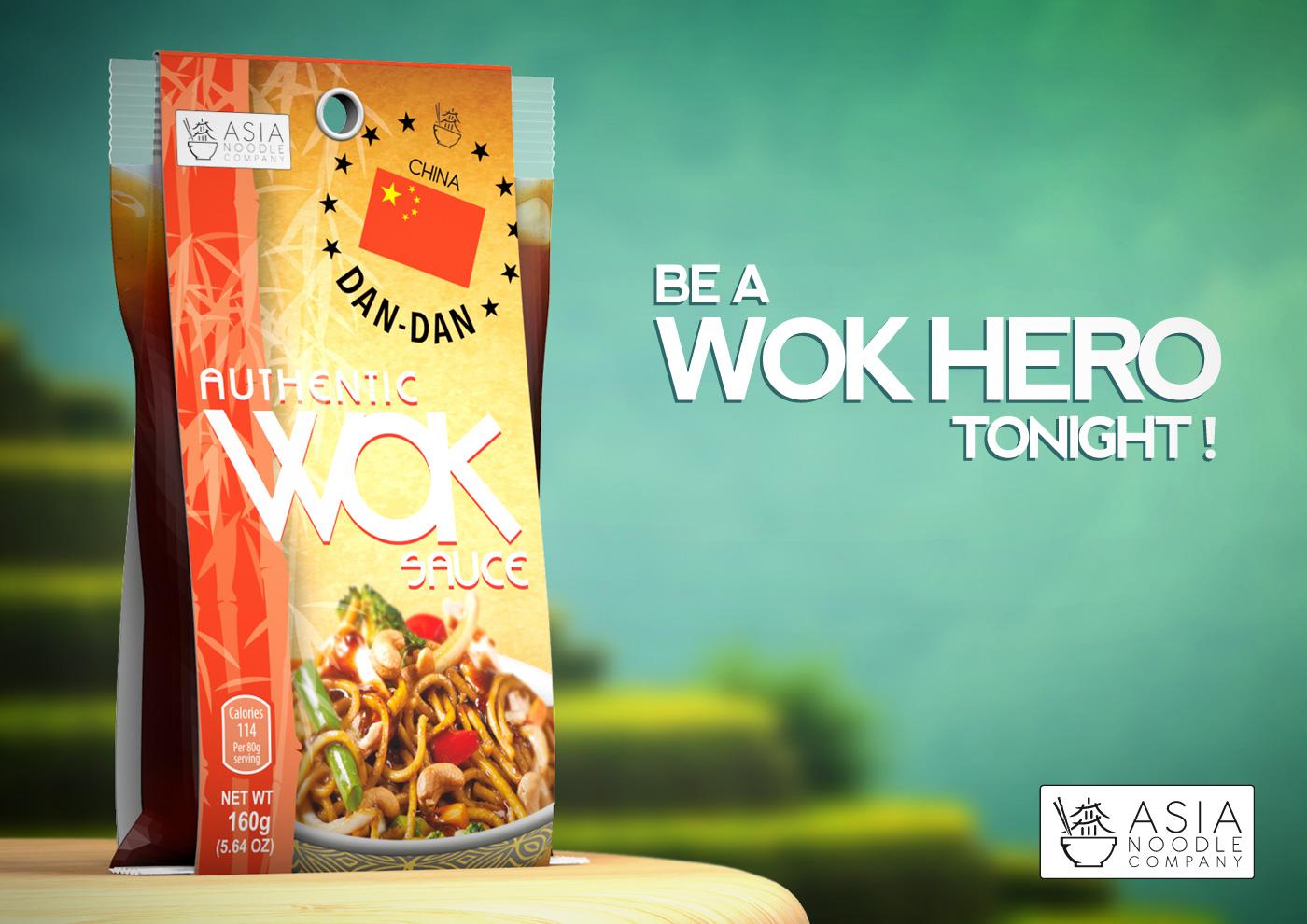 Be a Wok Hero Tonight