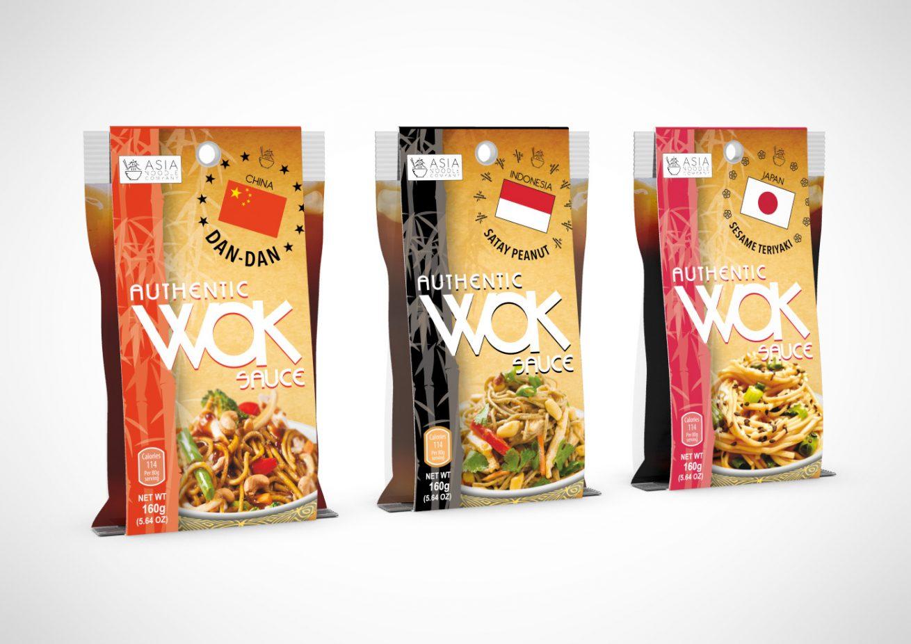 ANC Wok Sauces