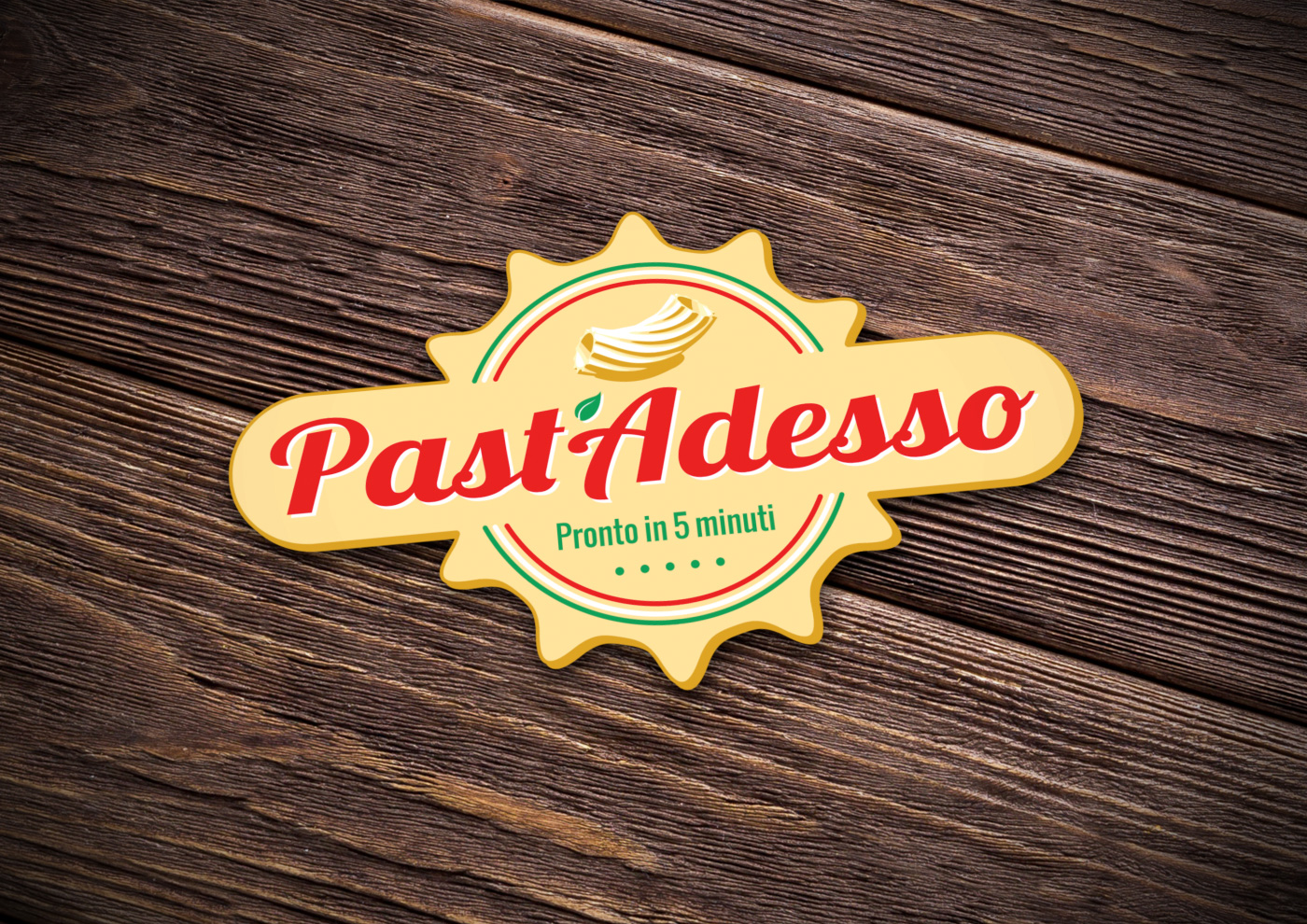 PastAdesso Badge